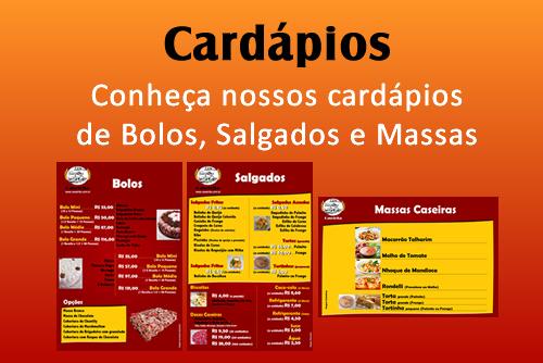 Capa-Cardápios